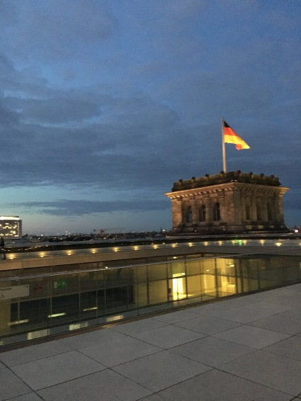 Beating hearts at the Reichstag